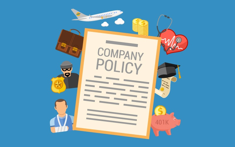how to make hr policies for a company